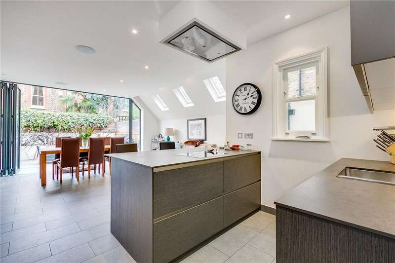 6 Bedrooms Terraced House for sale in Quarrendon Street, London, SW6