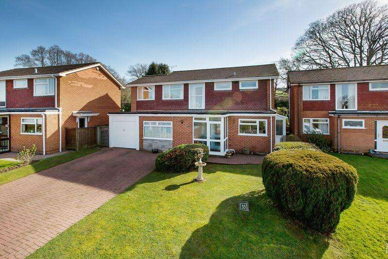 4 Bedrooms Detached House for sale in Glebelands Area