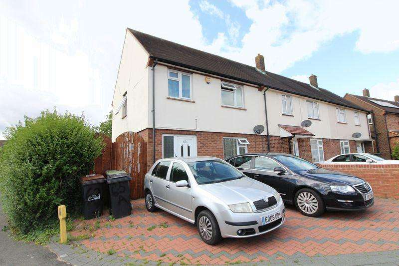 3 Bedrooms End Of Terrace House for sale in Modern Corner Plot Home on Southdrift Way, Farley Hill
