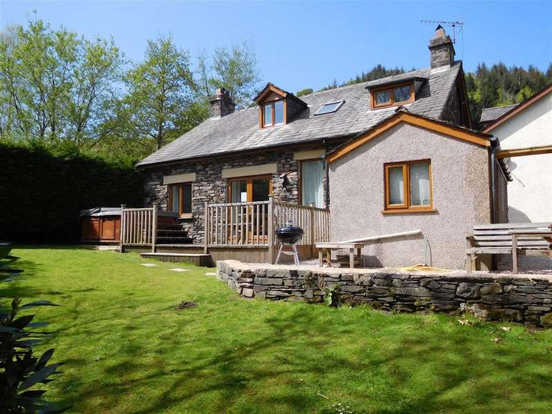 4 Bedrooms Detached House for sale in Glendale, ULVERSTON