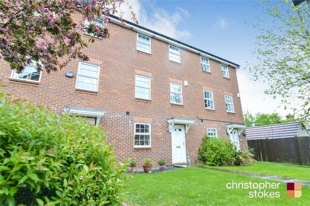 3 Bedrooms Town House for sale in Glen Luce, Cheshunt