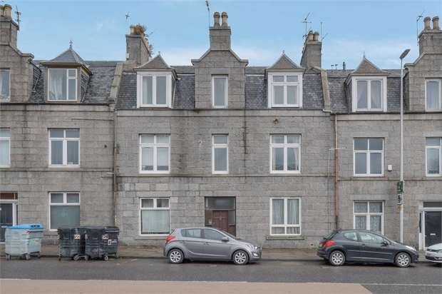 1 Bedroom Flat for sale in Great Northern Road, Aberdeen