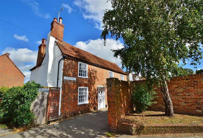 2 Bedrooms End Of Terrace House for rent in Church Lane, Wallingford, OX10