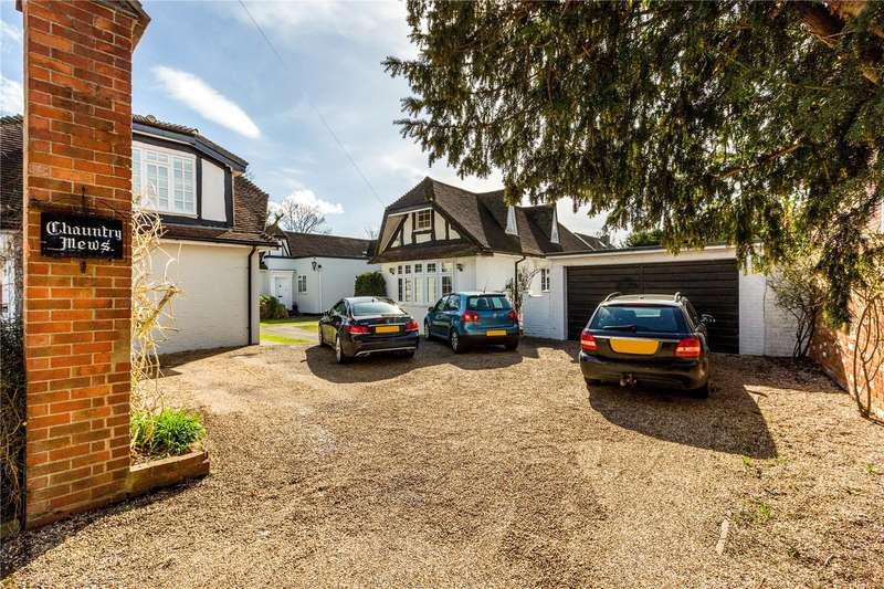 4 Bedrooms House for sale in Chauntry Mews, Chauntry Road, Maidenhead, Berkshire, SL6