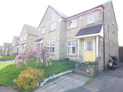 2 Bedrooms Semi Detached House for sale in Oporto Close, Burnley, Lancashire