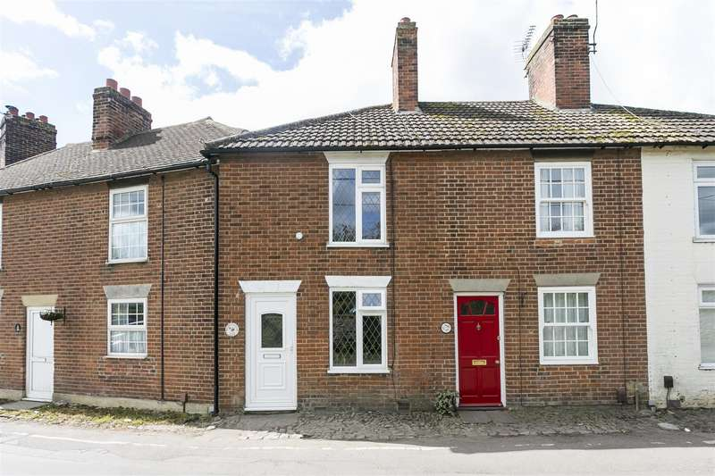2 Bedrooms Terraced House for sale in The Rocks Road, East Malling, West Malling