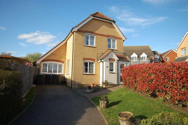 3 Bedrooms Detached House for sale in Emelina Way, Whitstable