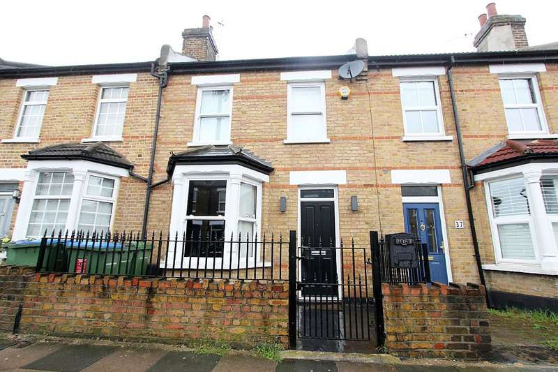 3 Bedrooms Terraced House for sale in Reventlow Road, London, London, SE9 2DJ
