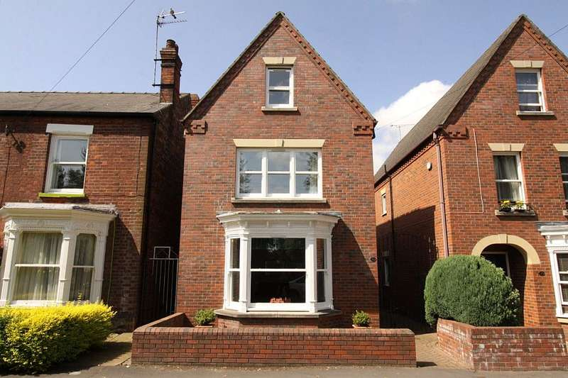 4 Bedrooms Detached House for sale in Thorold Street, Boston, Lincolnshire, PE21 6PH