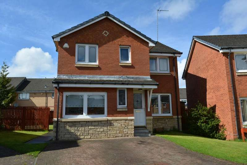 4 Bedrooms Detached House for sale in 23 Newtyle Place, Crookston, Glasgow, G53 7SG