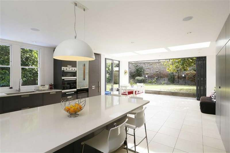5 Bedrooms End Of Terrace House for sale in Lebanon Gardens, Wandsworth, SW18