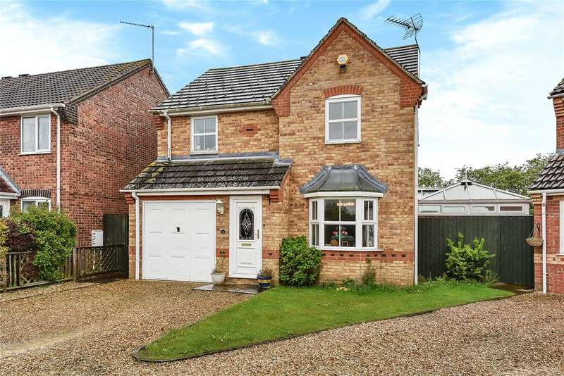 3 Bedrooms Detached House for sale in Stephenson Close, Boston, PE21