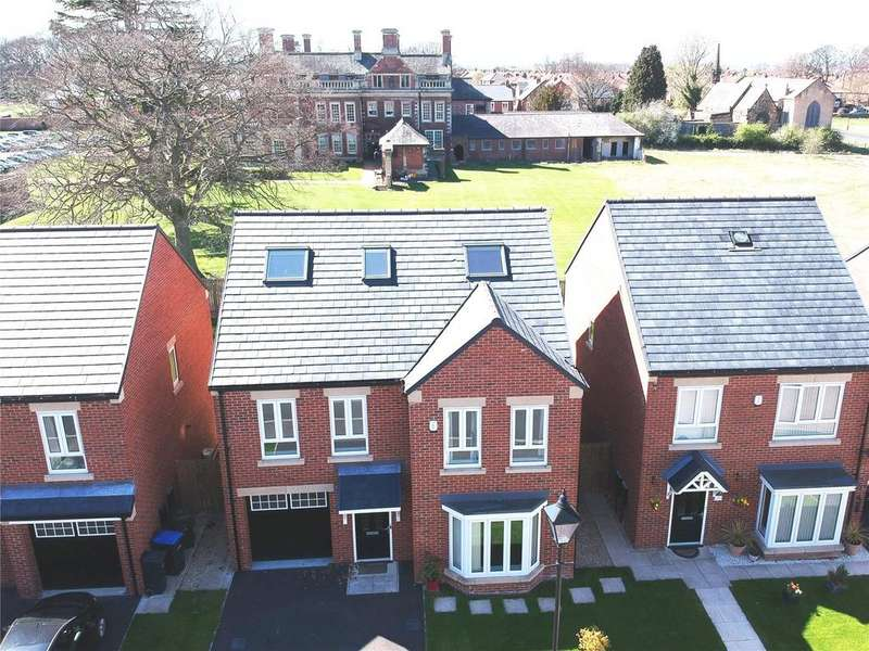 6 Bedrooms Detached House for sale in Hustlers Way, Acklam Hall