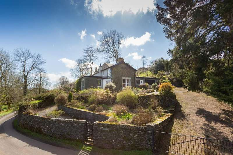 3 Bedrooms Detached House for sale in The Riddings, Far Sawrey, Ambleside, Cumbria, LA22 0LW
