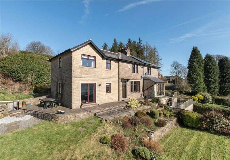 4 Bedrooms Semi Detached House for sale in West-Wood, High Lane, Salterforth, Barnoldswick