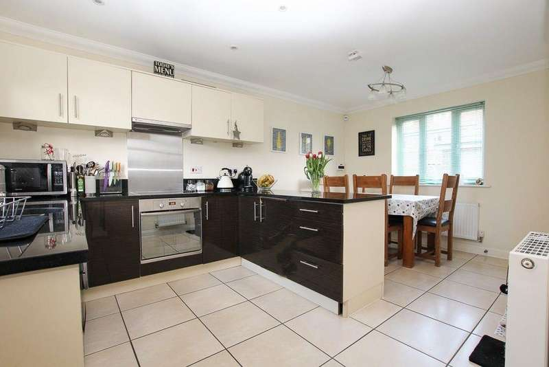 4 Bedrooms Town House for sale in Manor Avenue, Hockliffe