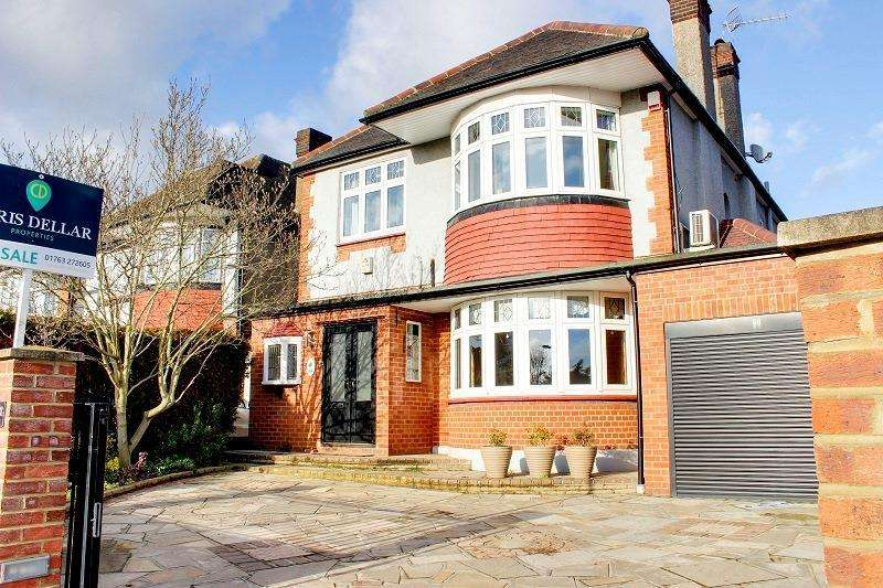 5 Bedrooms Detached House for sale in Bourne Hill, Palmers