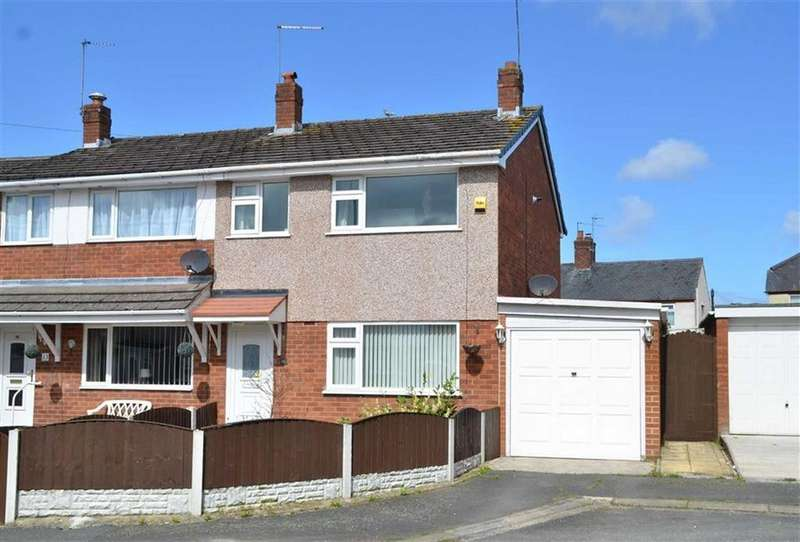 3 Bedrooms End Of Terrace House for sale in Fulwood Mews, Little Sutton, CH66