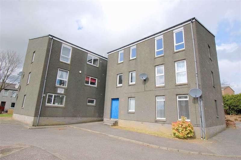 2 Bedrooms Apartment Flat for sale in Glen Isla Road, Kirkcaldy