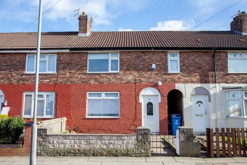 3 Bedrooms Terraced House for sale in Haselbeech Crescent, Liverpool