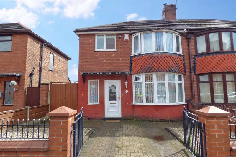 3 Bedrooms Semi Detached House for sale in Lily Lane, Moston, Manchester, M9