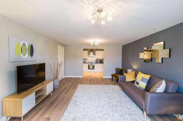 2 Bedrooms Flat for sale in Warkworth House, Warkworth Drive, Wideopen, Newcastle upon Tyne, Tyne and Wear