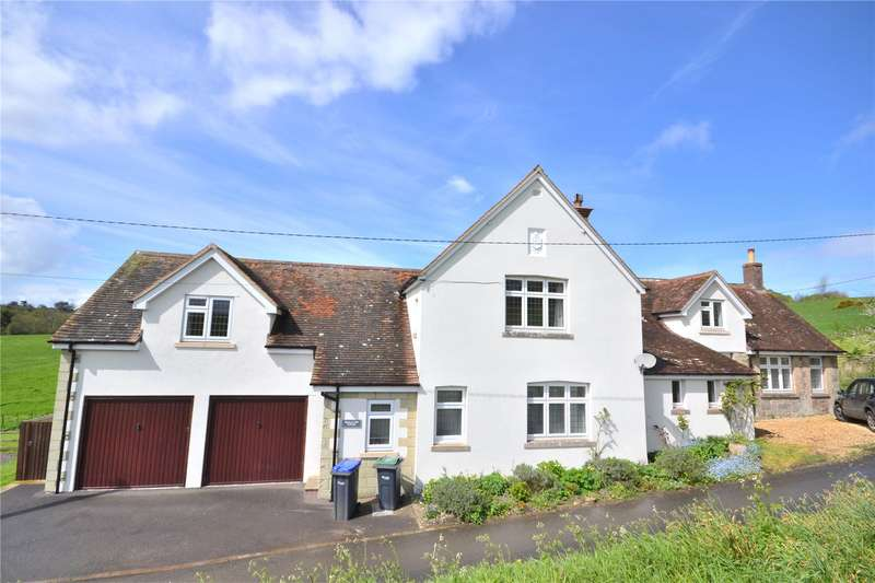 4 Bedrooms Detached House for sale in Barkers Hill, Donhead St. Andrew, Shaftesbury, Wiltshire, SP7