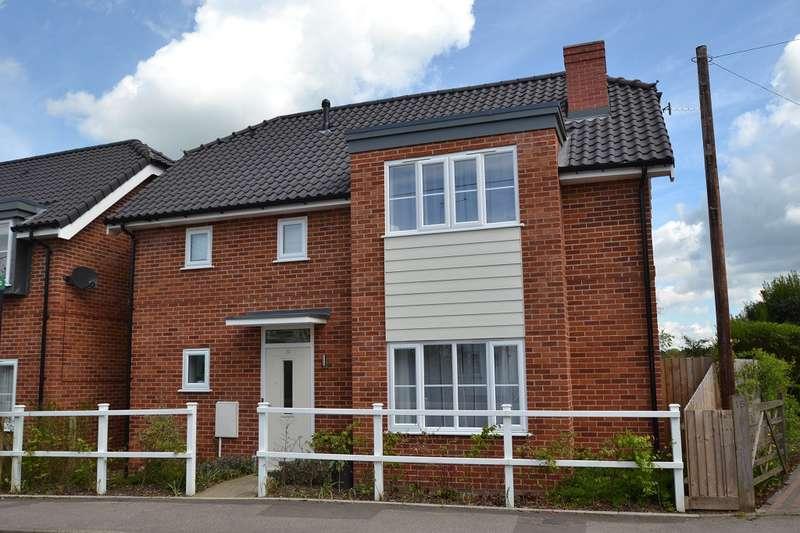 4 Bedrooms Detached House for sale in Alderholt