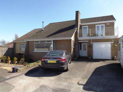 4 Bedrooms Detached House for sale in Woodhill Close, Morecambe, Lancashire, United Kingdom, LA4