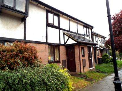 2 Bedrooms Terraced House for sale in Hurst Grove, Bedford, Bedfordshire
