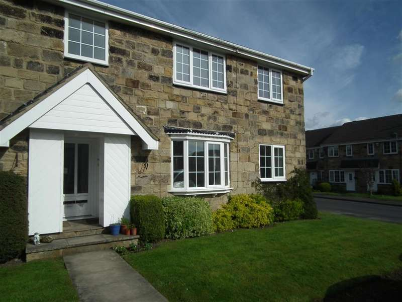 1 Bedroom Ground Flat for rent in Lea Mill Park Close, Yeadon, Leeds, LS19 7YJ
