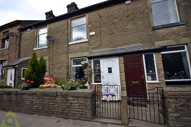 3 Bedrooms Terraced House for sale in Tower Buildings, Chorley Old Road, Horwich, BL6