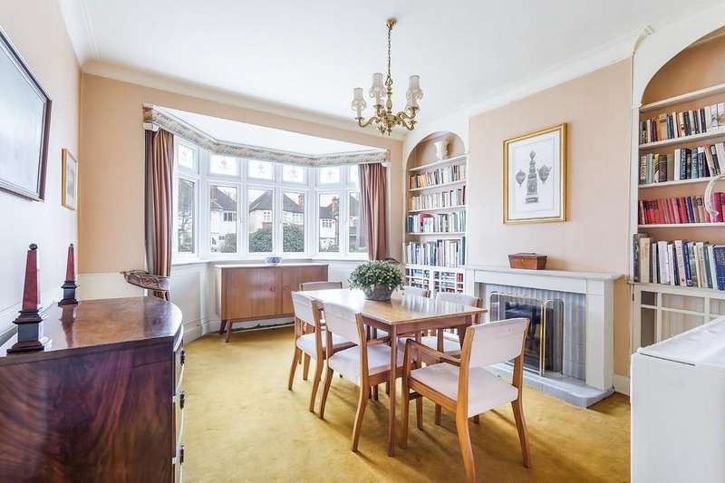 4 Bedrooms Semi Detached House for sale in Denmark Hill, Denmark Hill