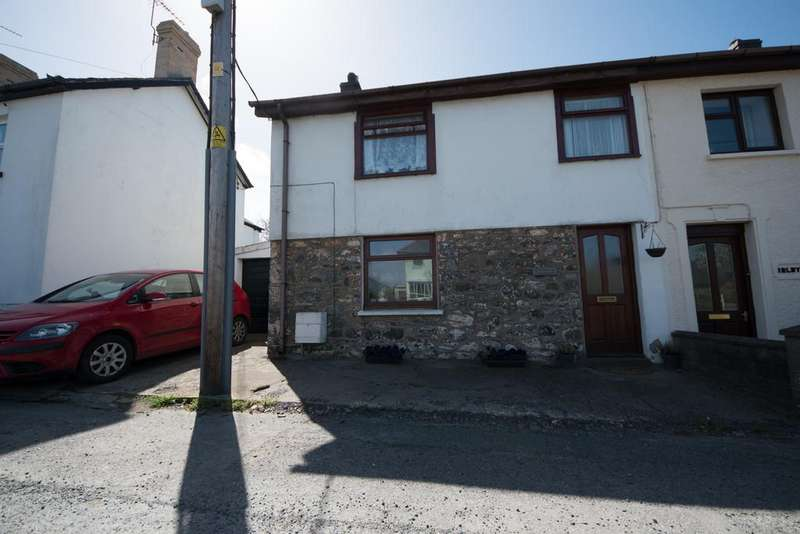 3 Bedrooms Semi Detached House for rent in Bow Street, Aberystwyth
