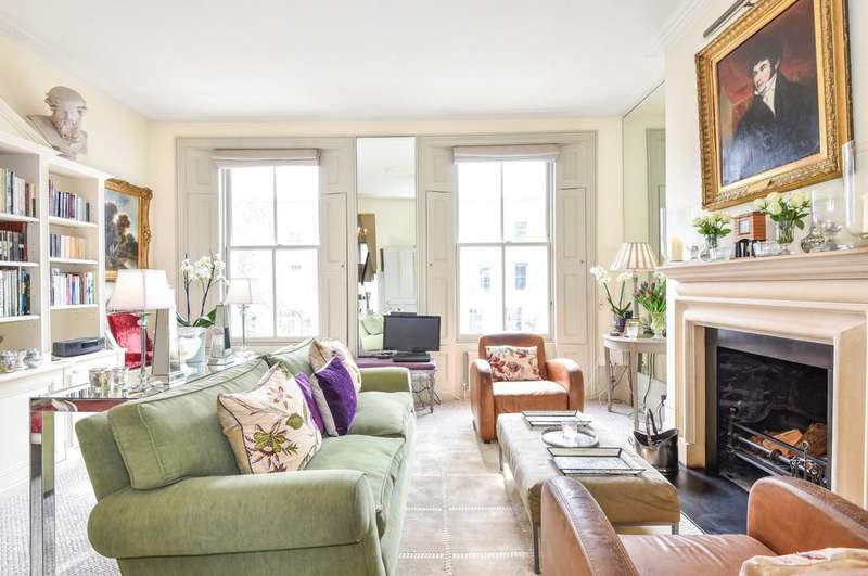 2 Bedrooms Flat for sale in Fentiman Road, SW8