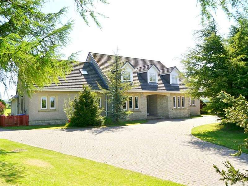 6 Bedrooms Detached House for sale in 6 The Nurseries, Balado, Kinross, Kinross, Kinross-shire
