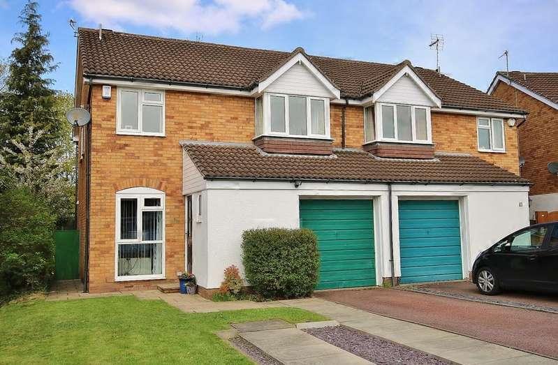 4 Bedrooms Semi Detached House for sale in Fieldhead Road, Wilmslow