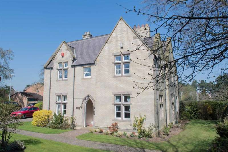 2 Bedrooms Apartment Flat for sale in Netherby Rise, Darlington