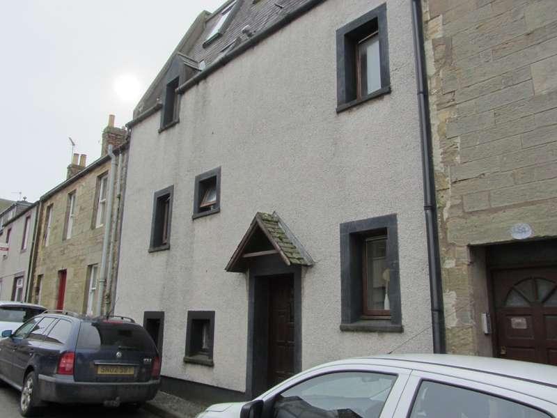 1 Bedroom Flat for rent in Provost Wynd, Cupar KY15