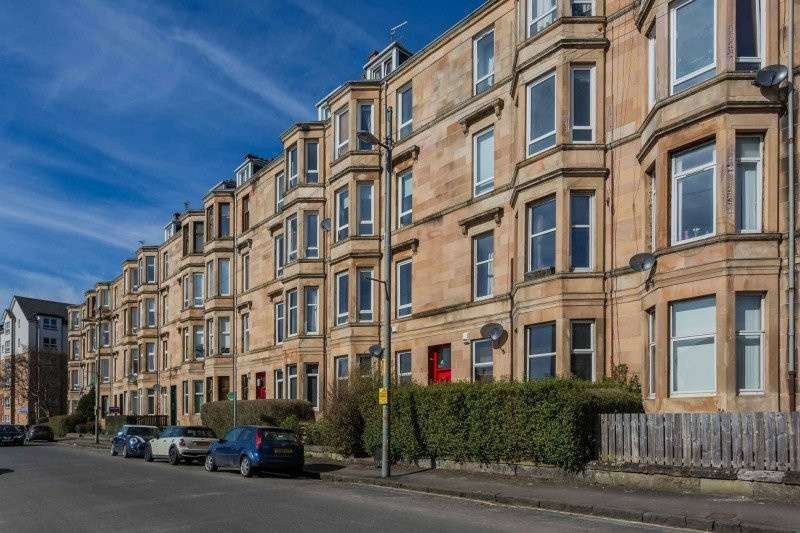 2 Bedrooms Flat for sale in Somerville Drive, Mount Florida, Glasgow, G42 9BH