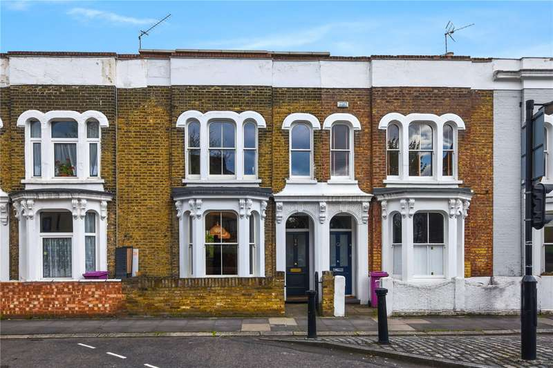 3 Bedrooms House for sale in Medway Road, Bow, London, E3