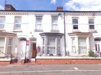 3 Bedrooms Terraced House for sale in Chiswell Street, Liverpool, Merseyside, England, L7