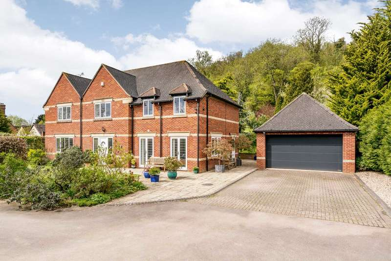 5 Bedrooms Detached House for sale in Pendock, Gloucestershire