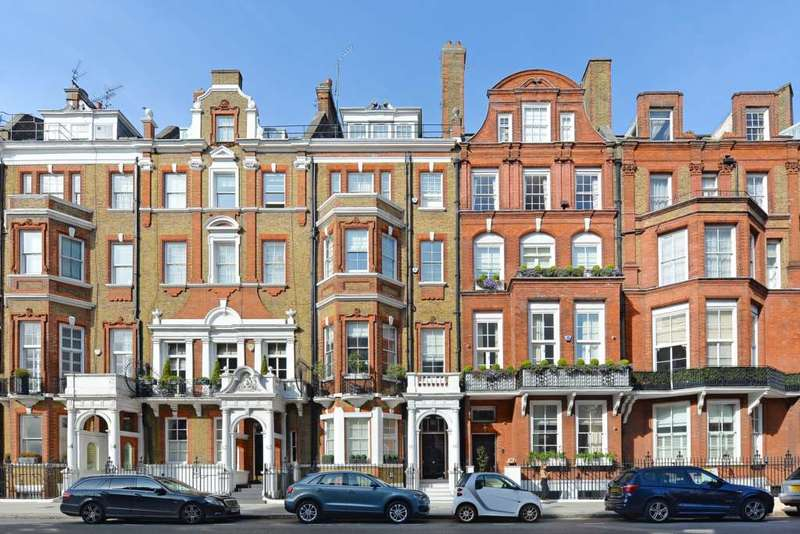 5 Bedrooms Terraced House for sale in Pont Street, Knightsbridge SW1X