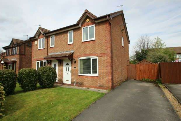 3 Bedrooms Semi Detached House for sale in Tunshill Road, Manchester
