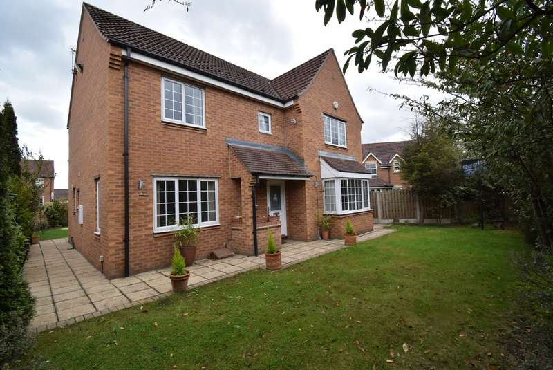 4 Bedrooms Detached House for sale in Headingley Mews, Wakefield