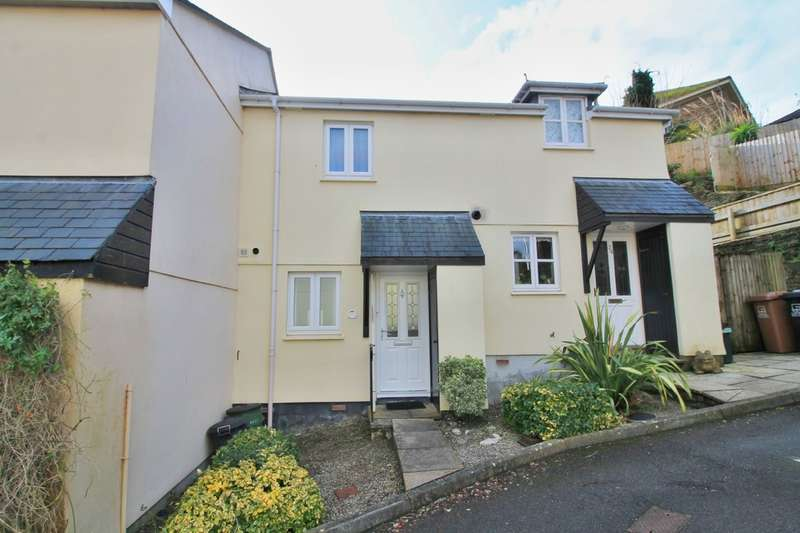 2 Bedrooms Terraced House for sale in Church Close, Kingsbridge