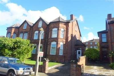 2 Bedrooms Flat for rent in Greenbank Road, Tranmere