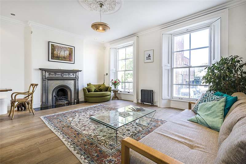 2 Bedrooms Flat for sale in Earls Court Road, London, W8