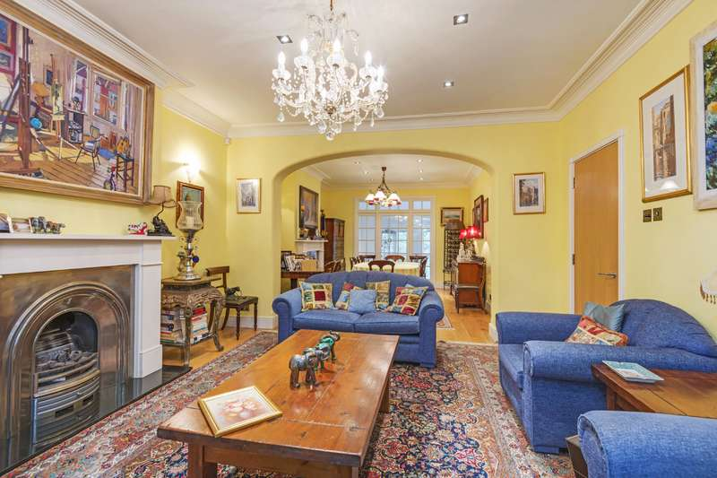 5 Bedrooms House for sale in Biddulph Road, Maida Vale